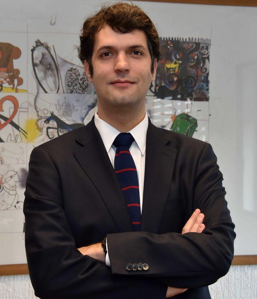 Superintendente de Educación Superior, Jorge Avilés Barros.